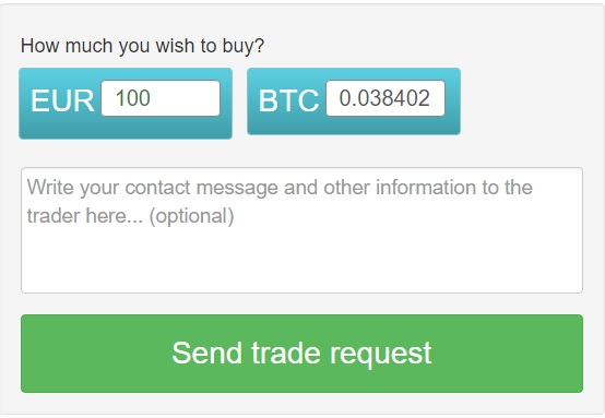 localbitcoins trade request